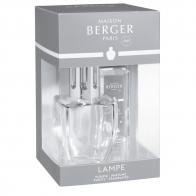 Zestaw June kryształowa, lampa + zapach - Maison Berger