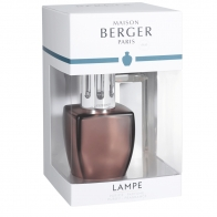 Zestaw June różowy, lampa + zapach - Maison Berger