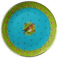 Talerz 20,5cm Lively Robin - Eva Maria Nitsche