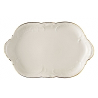 Rosenthal porcelana. Półmisek 28cm - Sanssouci Gold