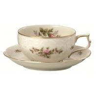 Rosenthal porcela Filiżanka do herbaty ze spodkiem - Sanssouci Ramona na.