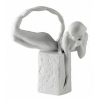 Znaki zodiaku - Skorpion - wersja kobieca, biała