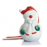 Figurka / ozdoba choinkowa - Bałwanek Holiday Greetings