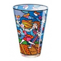Wazon 20cm Love Blossoms - Romero Britto