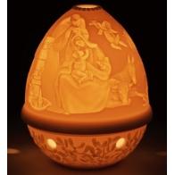 Lampion porcelanowy ŚWIĘTA RODZINA LLADRO sklep internetowy 01017323
