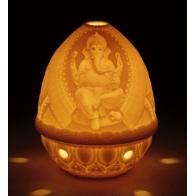Lampion porcelanowy LORD GENESHA LLADRO sklep internetowy 01017318