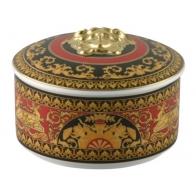 Pojemnik porcelanowy - Versace Medusa