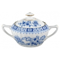 Cukiernica 250g- Dorothea China Blue
