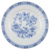 Talerz obiadowy 24cm - Dorothea China Blue
