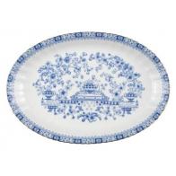 Półmisek owalny 35cm - Dorothea China Blue