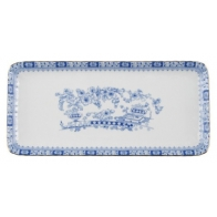 Półmisek do ciast 31cm - Dorothea China Blue