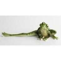 Figurka żaba długonoga - Amphibia Frog