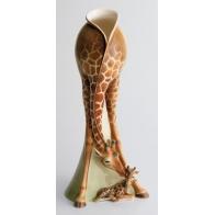 Wazon żyrafa 40cm