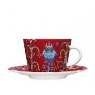 Filiżanka do kawy Iittala Taika, czerwona [500656] Iittala sklep internetowy