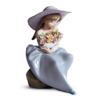 Figurka - Pachnący bukiet