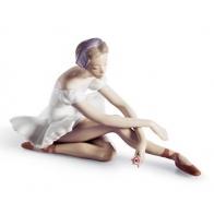 Figurka - Różany balet