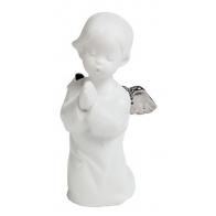 Figurka - Aniołek modlący się (re-deco)