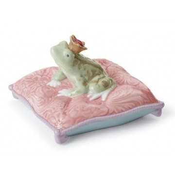 Figurka - Żaba Zaklęty książę