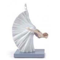 Figurka - Baletnica Giselle, poza Reverance