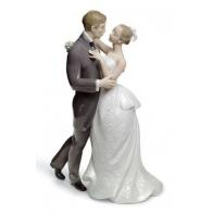 Figurka - Walc kochanków