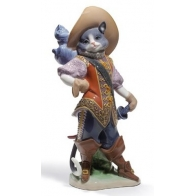 Figurka - Kot w butach