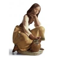 Figura - Piękna nosiwoda