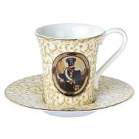 Filiżanka do espresso - Generał von Blackweter - Thierry Poncelet
