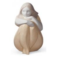 Figurka - Słoneczna dziewczyna
