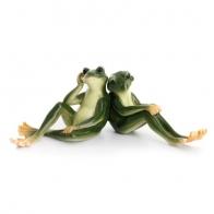 Figurka Żaby Zakochane - Amphibia Frog