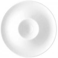 Kieliszek do jajka, z podstawką - Form 2000 Weiss