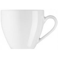 Filiżanka do espresso ze spodkiem - Form 2000 Weiss