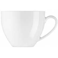 Filiżanka do kawy ze spodkiem - Form 2000 Weiss
