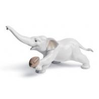 Figurka - Przyłożenie słonia