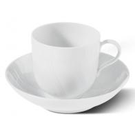 Filiżanka do kawy ze spodkiem - Neuosier