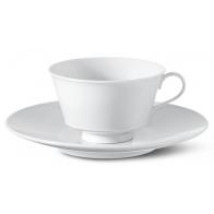Filiżanka do herbaty ze spodkiem - Arkadia