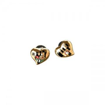 Kolczyki - Pocałunek - Gustav Klimt