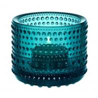 Świecznik - tealight Kastehelmi, niebieski