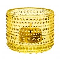Świecznik - tealight Kastehelmi, żółty