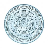 Talerz deserowy Kastehelmi, jasnoniebieski