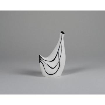 Figurka Kurka - biała