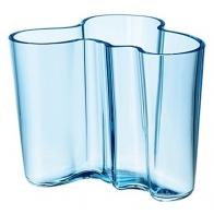 Wazon 12cm Alvar Aalto - błękitny