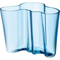 Wazon 16cm Alvar Aalto - błękitny
