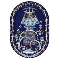 Półmisek 41cm Taika, niebieski