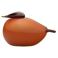 Figurka - Kuulas Ptak zwyczajny pomarańczowy - Birds by Toikka