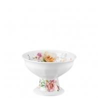 Rosenthal Maria Róża Porcelana Misa do słodyczy na nodze