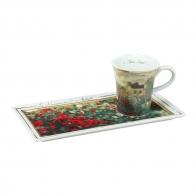 Filiżanka espresso 0,1l z podstawką Art & Coffee - Claude Monet Dom Artysty