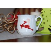 Kubek śląski - Czerwony Renifer (duży)