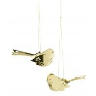 Ptaszki 6,5cm - 2szt. zawieszki