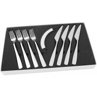 Zestaw do steków TUVA , 4 noże + 4 wiedelce