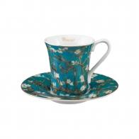 Filiżanka do espresso - Drzewo Migdałowe - Vincent van Gogh Goebel 67-021-19-6